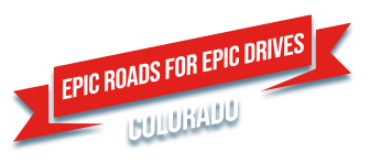 Epic roads for epic drives: Colorado