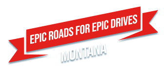 Epic roads for epic drives: Montana