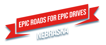 Epic roads for epic drives: Nebraska
