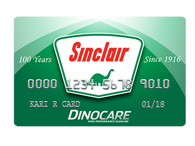 Sinclair Green Card