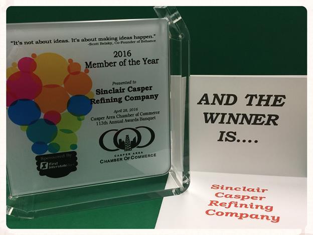 Casper award