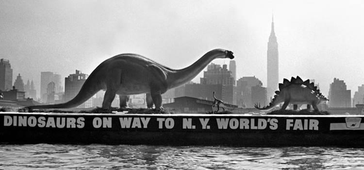Dinoland at 1964 New York World's Fair