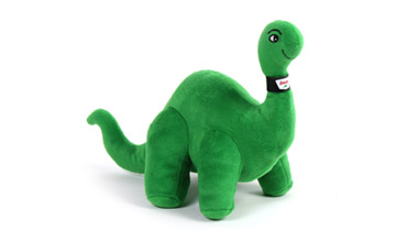 Image result for sinclair plush dinosaur