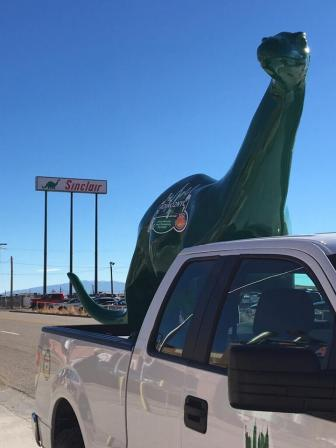 #DINO2NYC - Salt Lake City to Lincoln 4
